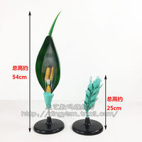 flowers of wheat amplification model Compound spikes Biological materials teaching aids lemma Wheat bran free shipping