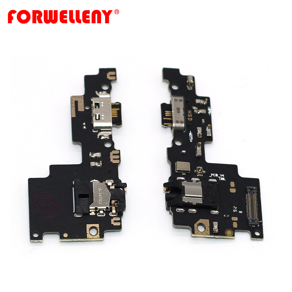 US $4 59 |FOR XIAOMI MI A1, 5X TYPE C CHARGER CHARGING PORT CONNECTOR MIC  AUDIO JACK bottom board Circuits-in Mobile Phone Circuits from Cellphones &
