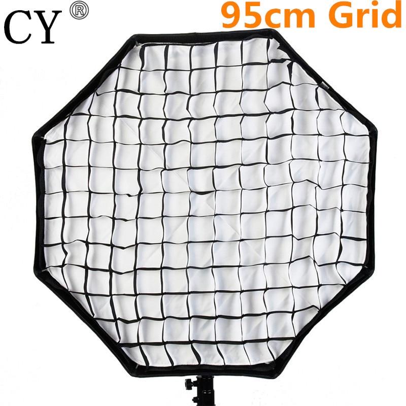 Lightupfoto Photo Video Studio Photographic Nylon Honeycomb Grid For Photo Studio Octagon Umbrella Softbox 95cm PSU95A