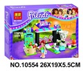 Belal 10554 Girls Friends Building Blocks Action Figure Bricks Toy Compatible with Lepin