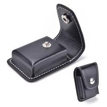 1Pc Windproof Zip Cigarette Lighter Gift Box Holder Bag Small Box Case For Zippo
