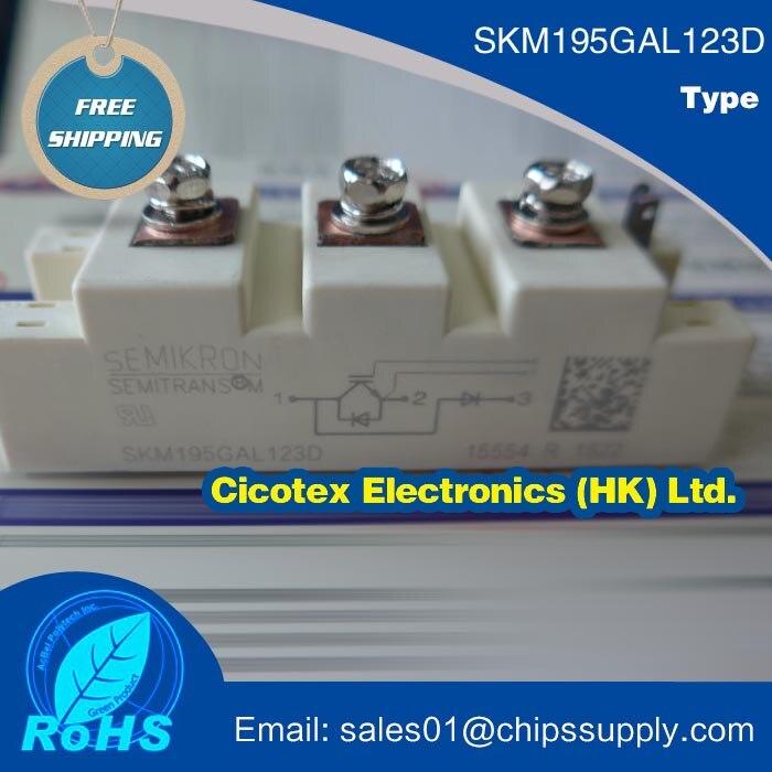 SKM195GAL123D MODULE IGBTSKM195GAL123D MODULE IGBT