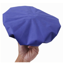 5 pcs of 9 inch ice bag cold pack for injuries neck knee pain relief (blue)