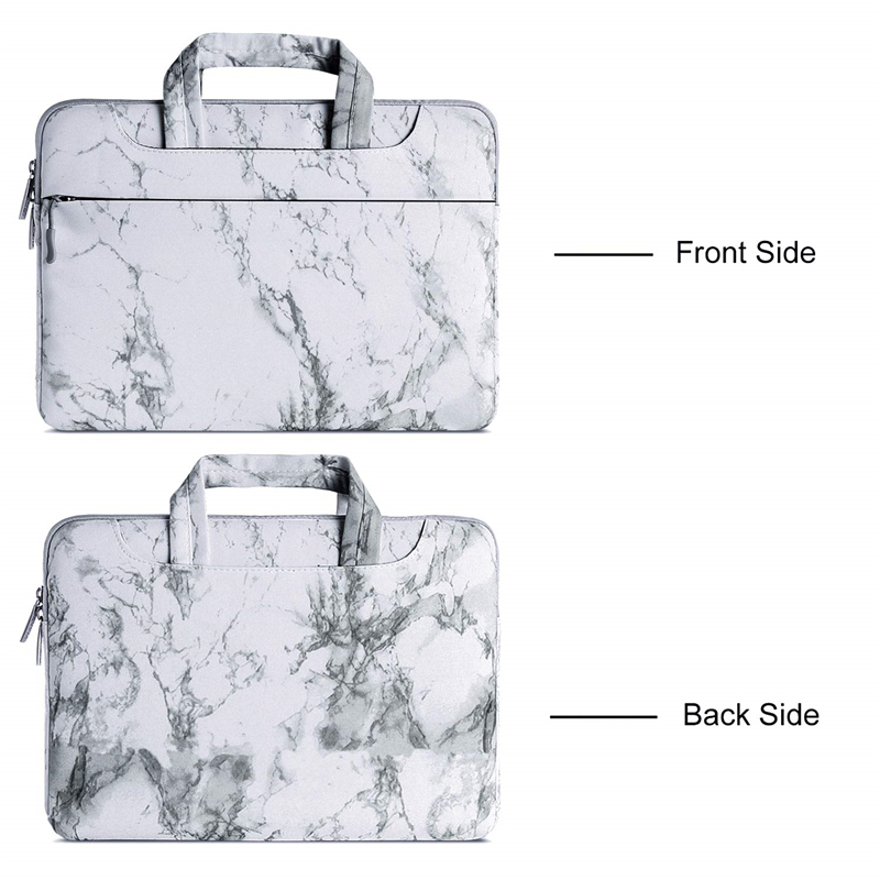 Image 5 - MOSISO Laptop Bag Sleeve 13.3 14 15 15.6 Inch Notebook Bag For Macbook Air Pro 13 15 Dell Asus HP Acer Laptop Case Shoulder Bag-in Laptop Bags & Cases from Computer & Office