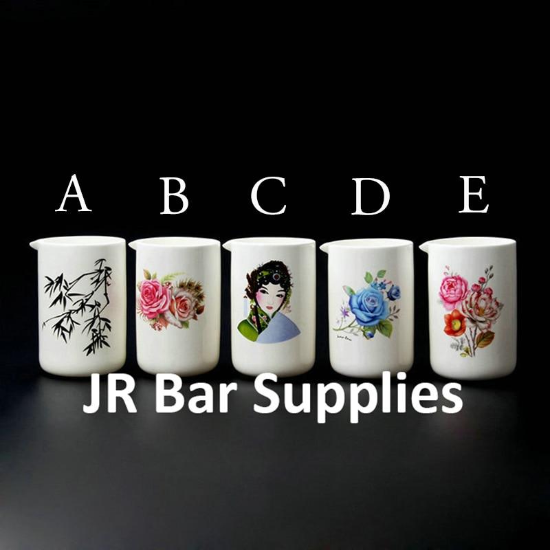 Gratis Verzending 580 ml Keramiek Mengbeker Mengen Glas Voor Cocktail Drinken Bar Tool-in Overige bar hulpmiddelen van Huis & Tuin op  Groep 1
