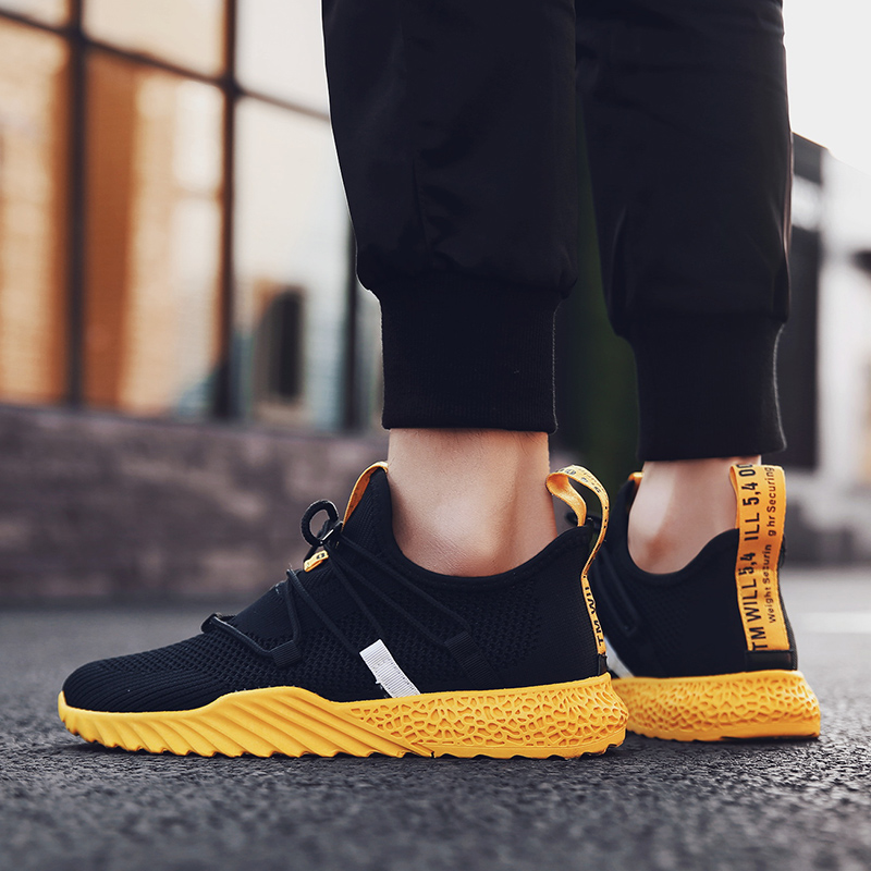 HTB1piRdJVzqK1RjSZFoq6zfcXXaE 2019 New Casual Shoes Men Breathable Autumn Summer Mesh Shoes Sneakers Fashionable Breathable Lightweight Movement Shoes