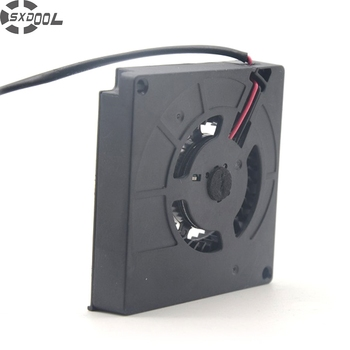 SXDOOL MGA5012XS-A10 DC12V 0.19A Blower fan Server Cooling Fan 5.5cm 2-wire sxdool mga5012xs a10 dc12v 0 19a blower fan server cooling fan 5 5cm 2 wire