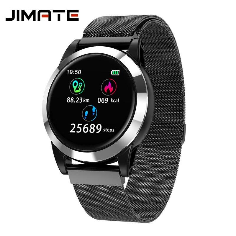 Montre intelligente hommes femmes étanche pression artérielle montres intelligentes podomètre numérique Bracelet Fitness Tracker pour IOS Android