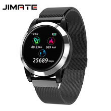 Купить с кэшбэком Smart Watch Men Women Waterproof Blood Pressure Smart Wrist Watches Digital Pedometer Bracelet Fitness Tracker For IOS Android