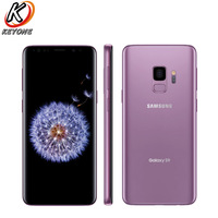 Original New Samsung Galaxy S9 G960U Sprint Mobile Phone 5.8 4GB RAM 64GB ROM Octa Core Android 8.0 Waterproof NFC Smart Phone
