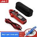 UNI T UT210E/UT210C True RMS Mini Digital Clamp Meter AC/DC Strom Spannung Auto Range VFC Kapazität Nicht kontaktieren Multimeter|Clamp Meter|Werkzeug -