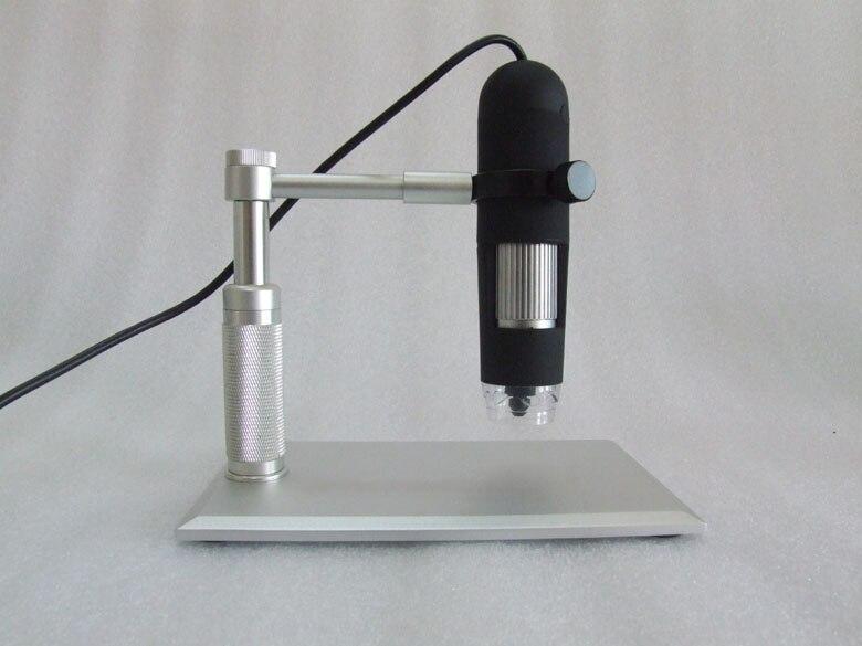 Alluminium Alloy Stand HD 2MP 1000X USB Microscope CMOS Borescope Handheld Endoscope