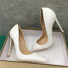 Free shipping  fashion women pumps Casual white snake python printed pointed toe high heels shoes 12cm 10cm 8cm Stiletto heeled free shipping fashion women pumps casual green patent leather printed pointed toe high heels shoes 12cm 10cm 8cm stiletto heels