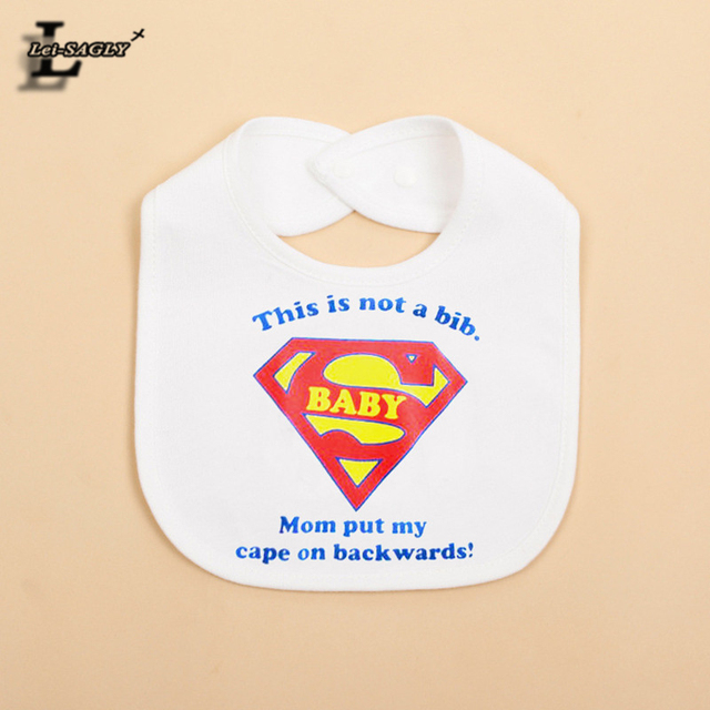 Heißer Verkauf Superman Kawaii Superbaby Lätzchen Warme Baby Schal ...