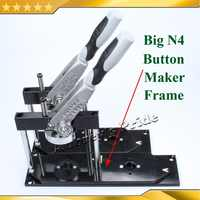 ビッグ N4 New 写真すべてのラック交換なしフレーム金型ビッグサイズバッジ製造