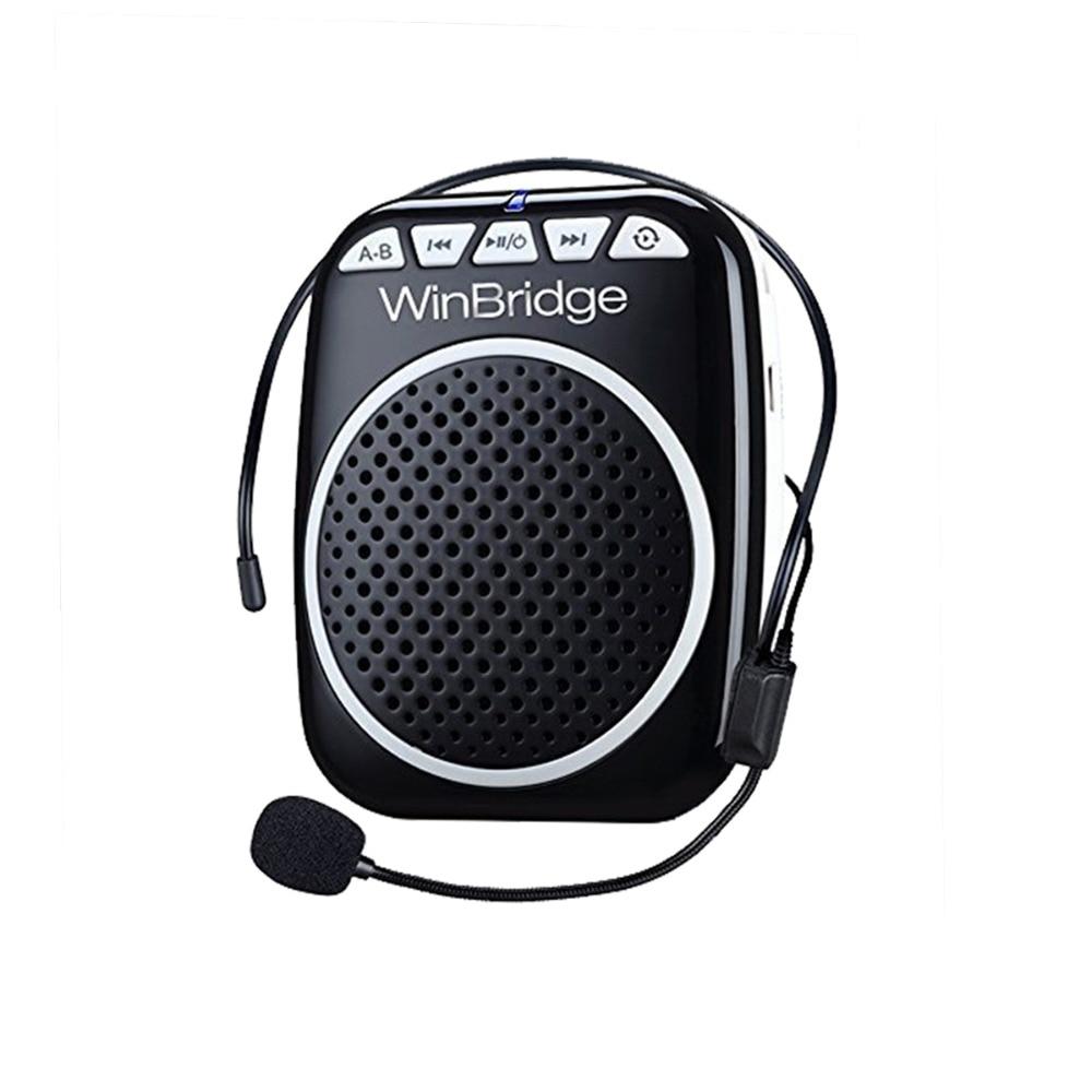 Winbridge Wb001 Rechargeable Ultralight Portable Voice