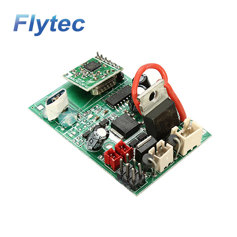FreeShipping WLtoys V915 RC Airplane spare parts Receiver PCB board RC Helicopter Accessories image