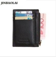Véritable Pince à Billets En Cuir poche avant wallet avec aimant clip et carte ID Cas, Radix Une Mince Portefeuille, mens portefeuille, clip de l'argent