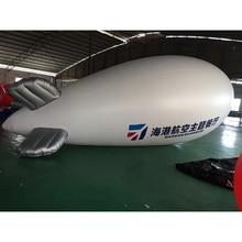 Надувные Воздушные шары гелий для рекламы/0,18 мм надувные рекламные гигантские ПВХ летающие гелиевые воздушные шары