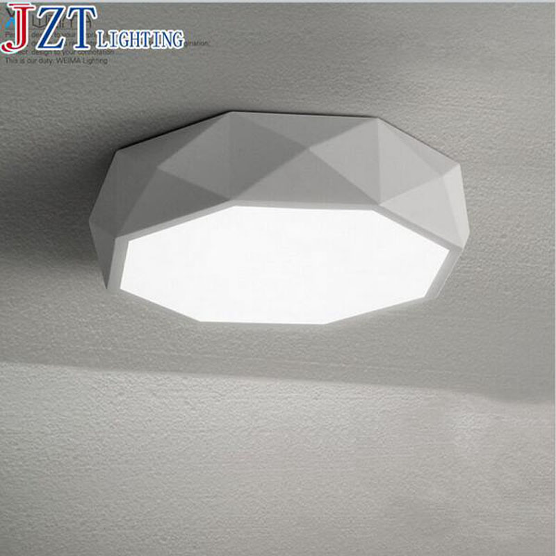 Z Modern Creative Geometry Ceiling LED Lighting Bedroom Lights Simple Study Chandelier Restaurant Droplight Living Room Lamps