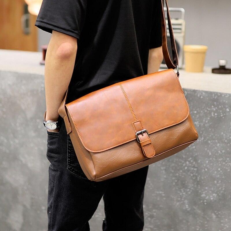 Tidog borse Dei nuovi uomini di sacchetto del messaggero che ristabilisce borsa a tracollaTidog borse Dei nuovi uomini di sacchetto del messaggero che ristabilisce borsa a tracolla