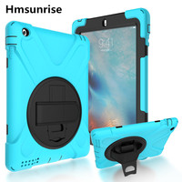 Case For Apple IPad 4 Cover For IPad 2 3 4 Kids Safe Shockproof Heavy Duty