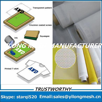 Fast Delievery!!! 15 Meters 64T(160mesh) -280cm Polyester Bolting Cloth Textile Screen Printing Mesh