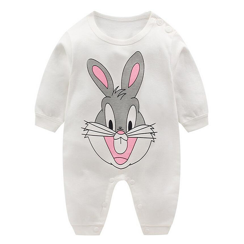 kids Jumpsuit Spring Autumn Baby Girl Clothes Cartoon Boys Onesie   Rompers   Cotton Costume Overalls for Newborn Children Clothes