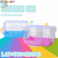 2018 Hot Products Free delivery DIY travel oversized hamster cage accessories multicolor PP pet Supplies gaiola guinea pig cage