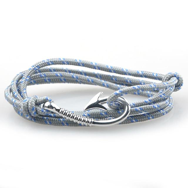 Histoire D'or Bracelet Ancre