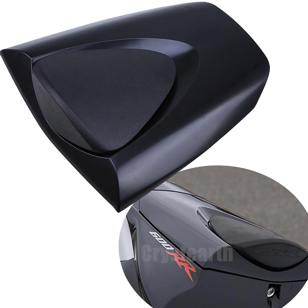 Motorcycle Rear Seat Cowl Cover Fairing Solo Racer Scooter Seat For Honda CBR600RR 2007-2012 CBR 600RR CBR 600 RR 08 09 10 11 for honda cbr500r 2013 2014 motorbike seat cover cbr 500 r brand new motorcycle orange fairing rear sear cowl cover