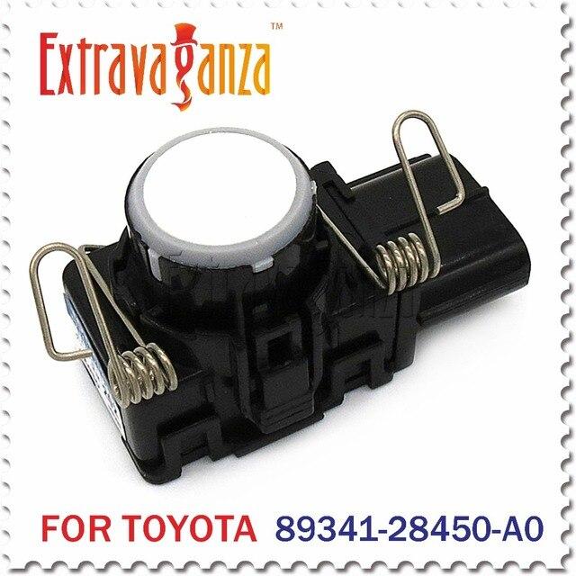 Auto Parts OEM 8934128450 FOR Toyota Lexus LX570 Land Cruiser Previa Ultrasonic Sensor Park Sensor 89341-28450-A0