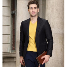 Men Suit Jacket New Arrival custom Clothing With Solid Color Slim Fit Formal Style Single Button Business Suit