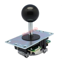 Original Brand New JLF TP 8YT Sanwa Joystick For Arcade Jamma Game 12 Colors Available