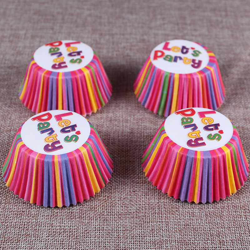 200pcs Cupcake Paper Cupcake Liners Muffin Cases Cup Cake