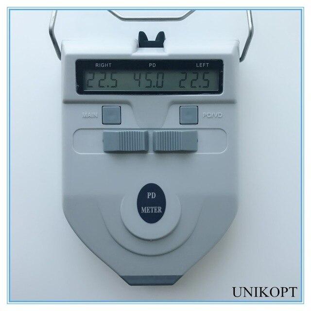 Цифровой PD измеритель Pupilometer ученический дальномер