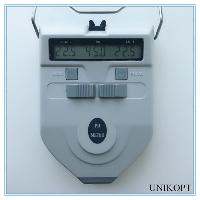 디지털 pd 미터 동공 측정기 동공 거리 측정기 UK 9A