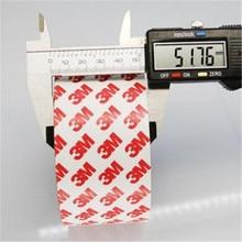 Zion 1 м 50×1,5 мм супер магнитная лента самоклеющиеся гибкие магнитные полосы резиновые широкая магнитная лента 50 толщина 1,5