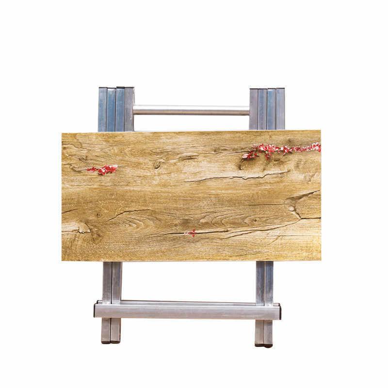 Mesa de comedor plegable mesa plegable portátil 60*60 Mesa ...