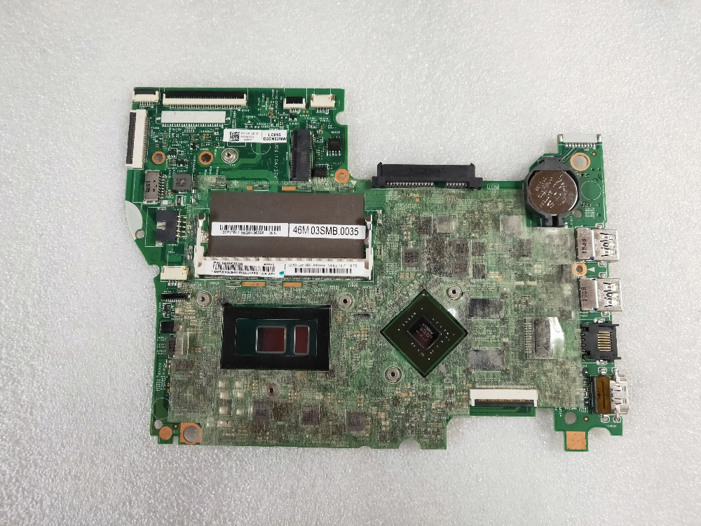 For 14292-1 Laptop motherboard for YOGA 500-14ISK 448.067.1.0011 I7-6500U with GT940M GPU Test original mainboard