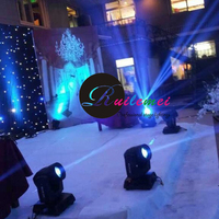 Sharpy Beam DMX 200W 5R Moving Head Spot And Beam And Wash Stage Lighting Effect Wholesale