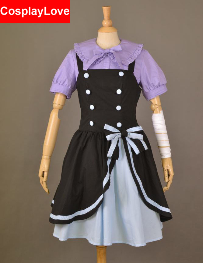 Cyuunibyou Demo Koigashitai Takanashi Rikka Dress Cosplay Costume Custom-made For Christmas Halloween