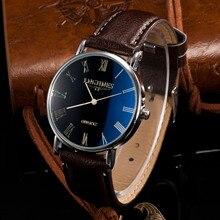 2018 Mulheres Dos Homens de relógios de Luxo da marca relógio de Quartzo de Alta qualidade Homens Mulheres Relógio relogio masculino Ultra fino erkek kol saati