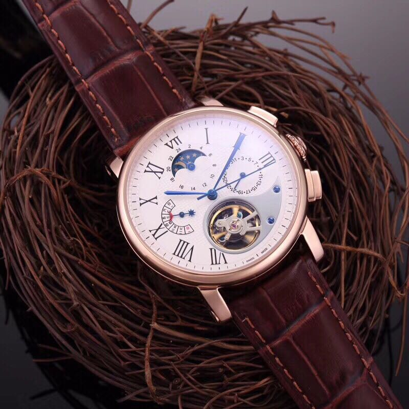 WC08101 Mens Watches Top Brand Runway Luxury European Design Automatic Mechanical Watch цена