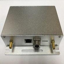 Concentrador/receptor 4g para sensores inalámbricos a través de lte 4g/2g/gsm envía datos al servidor en la nube