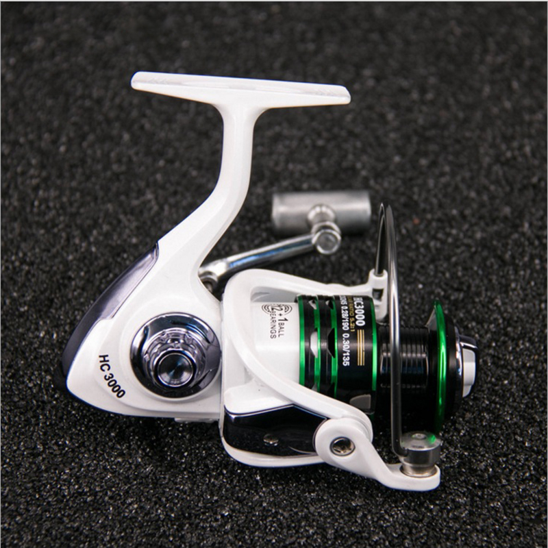 Fishing Spinning Reel 500-7000 Series Baitcasting Reel With Metal Handle Spinner Reels Fly Fishing Reel (3)