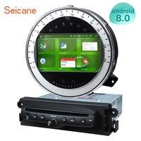 Seicane 8 Core Android 8 0 Car DVD Radio Bluetooth GPS For 2006 2013 BMW Mini