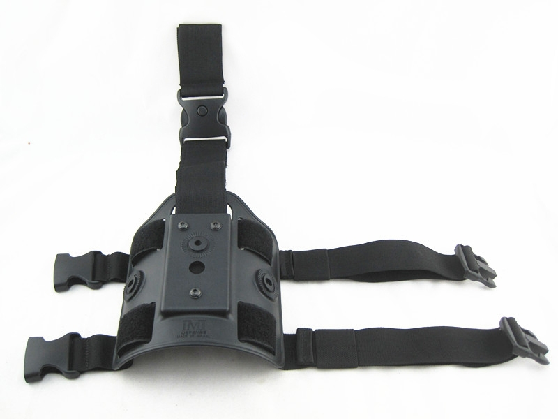 Tactical Drop Leg Holster IMI Rotary Holster Leg Panel(China)