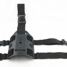 Тактическая набедренная кобура IMI роторная кобура для ног