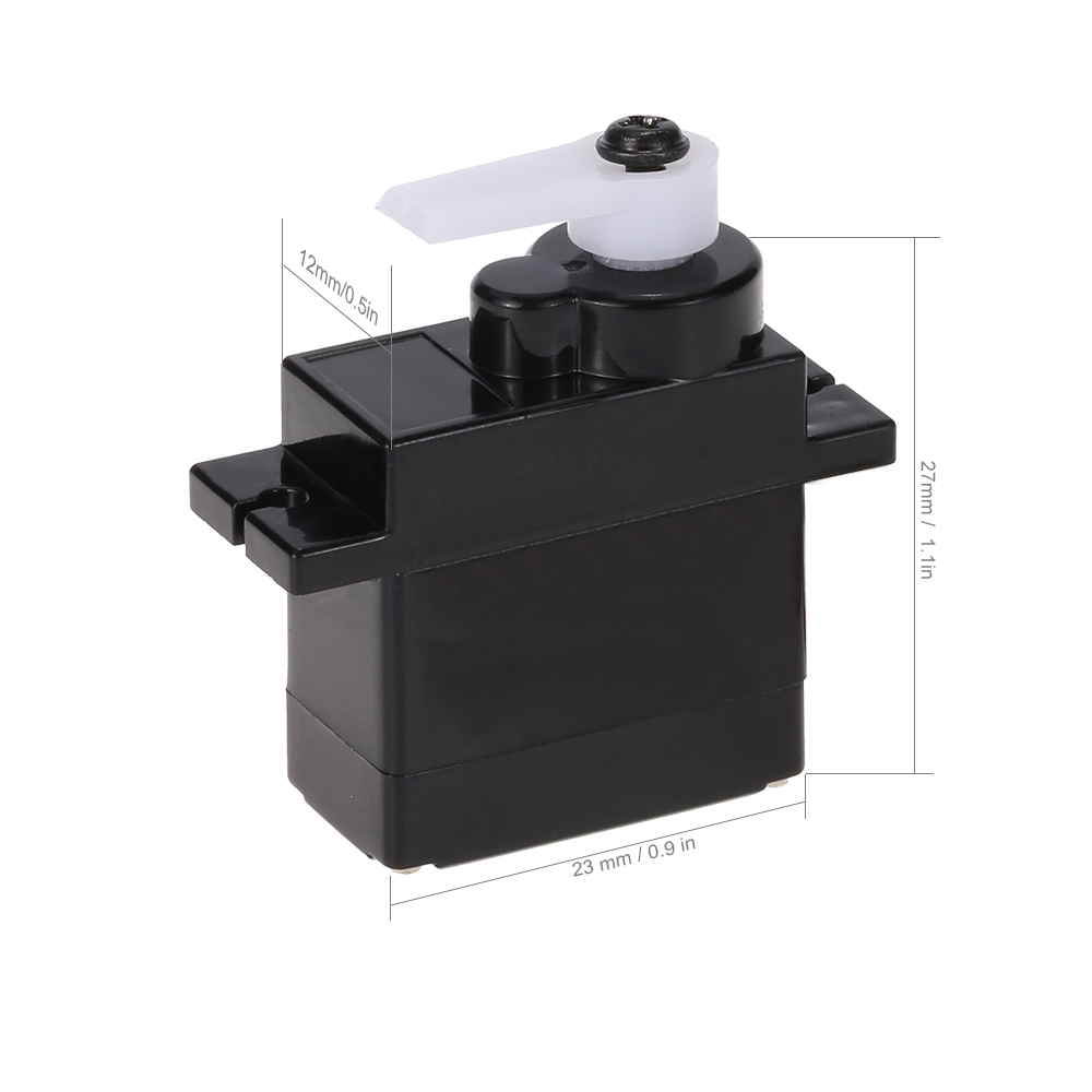 Flytec Feilun FT009 Steering Gear Component Servo With Fixed Cover FT009-14 Spare Parts For Feilun FT009 RC Boat